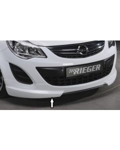Rieger Tuning Frontspoiler  00058946 600066101