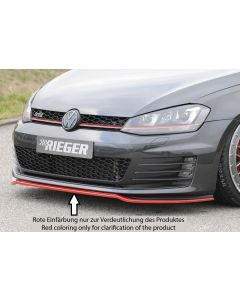 Rieger Tuning Frontspoiler  00059570 600051301