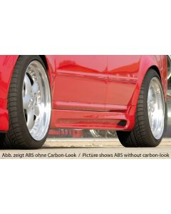 Rieger Tuning Side Skirt  00099011 660027304
