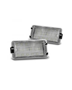 Carnamics Nummerplaatverlichting   250003702