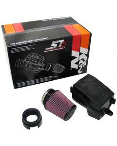K&N k&n intake kit 57S-9500 air filter intake kit