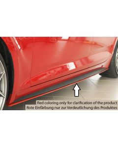 Rieger Tuning Side Skirt  00055488 660041701