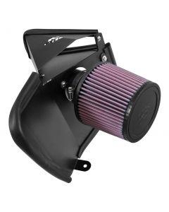 K&N k&n metal intake kit 69-9508T air filter intake kit