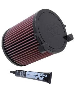 K&N k&n round replacement filter E-2014 air filter