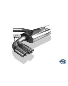 Fox  AU052057-290 Rear Silencer