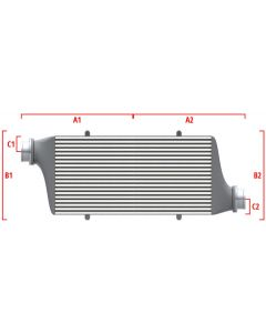 Wagner Tuning Intercooler Wagner Competition 905008015.C