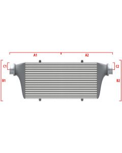 Wagner Tuning Intercooler Wagner Competition 905008014.C