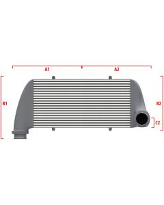 Wagner Tuning Intercooler Wagner Competition 905008012.C