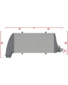 Wagner Tuning Intercooler Wagner Competition 905008013.C